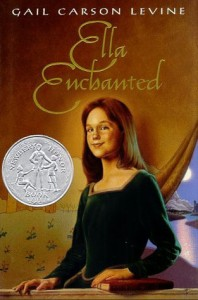 Ella Enchanted_Gail Carson Levine