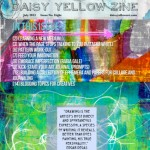 Daisy Yellow Zine #8