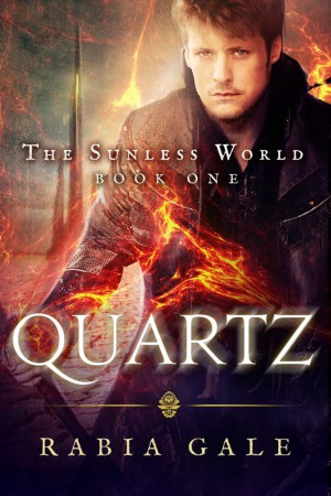 Quartz book cover